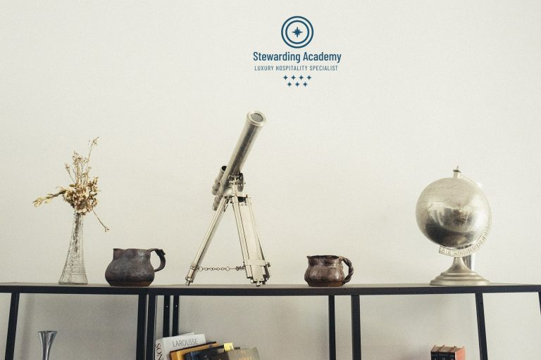 stewarding academy luxury hospitality specialist private spaces of positive comfort