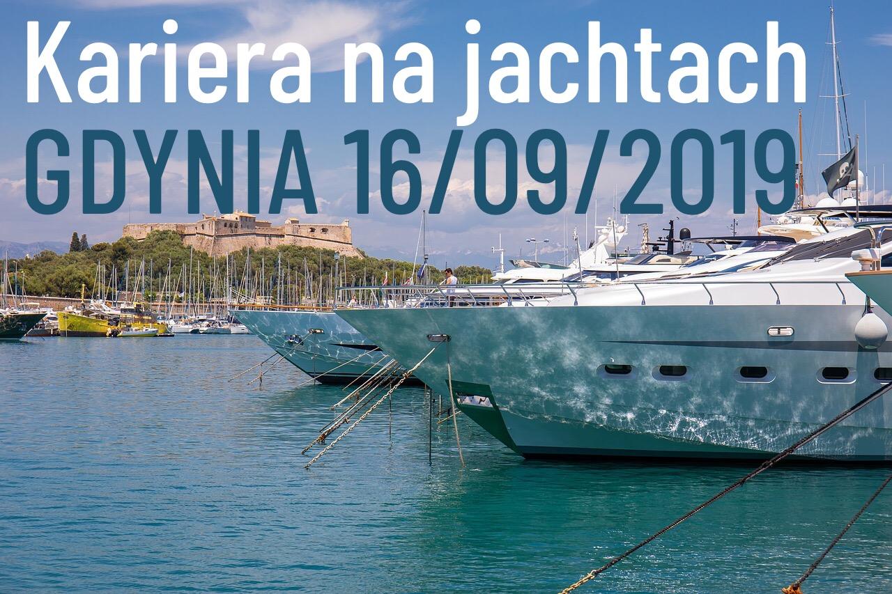 16/09 Living the dream – wystąpienie publiczne w Szkole Morskiej w Gdyni